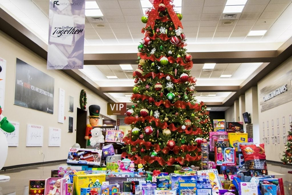 Toys 4 Texas - Toy Drive - Tunnel to Towers