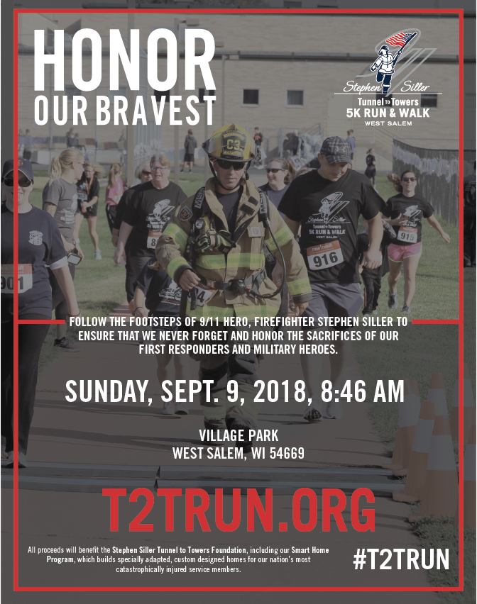 WestSalem - Stephen Siller Tunnel to Towers Foundation