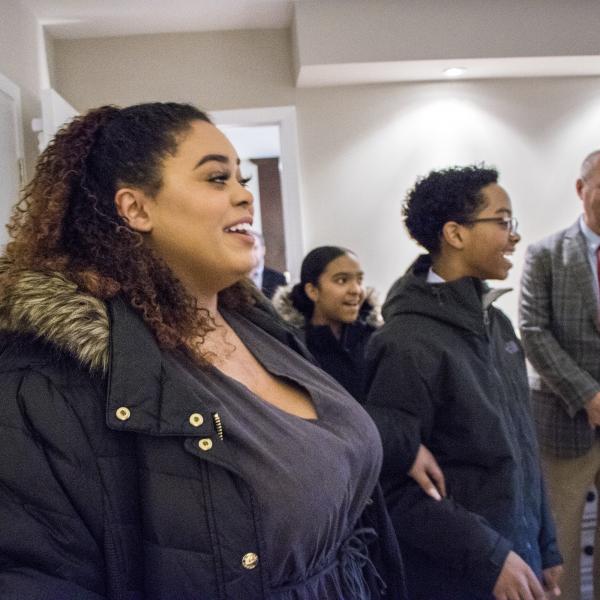 New Home Revealed to Children Of Slain NYPD Detective Miosotis Familia