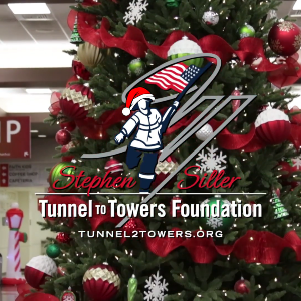 Stephen Siller Tunnel to Towers Foundation Thank You 2017