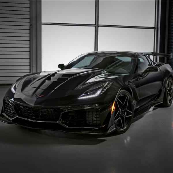 GM and Barrett-Jackson Auction First 2019 ZR1 Corvette for Tunnel to Towers