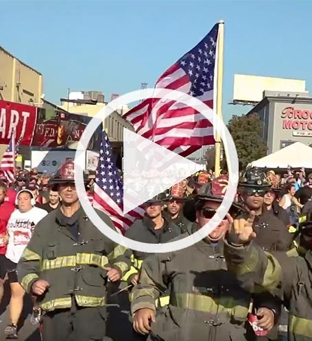 Check Out Our NEW 2017 Tunnel to Towers 5K Run & Walk NYC Video! Photo