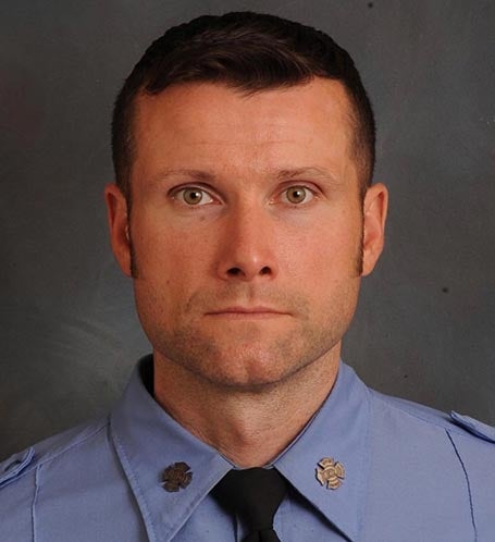 FDNY Firefighter Michael R. Davidson Photo