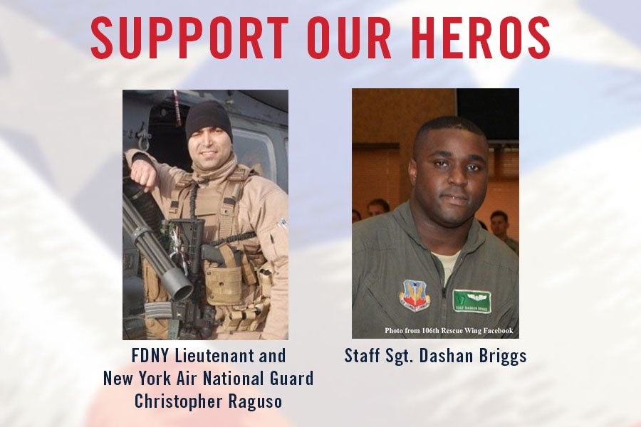 JOIN OUR EFFORTS FOR FALLEN HEROES Photo