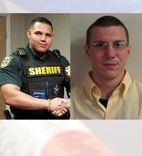 SGT Ramirez & Deputy Sheriff Lindsey Photo