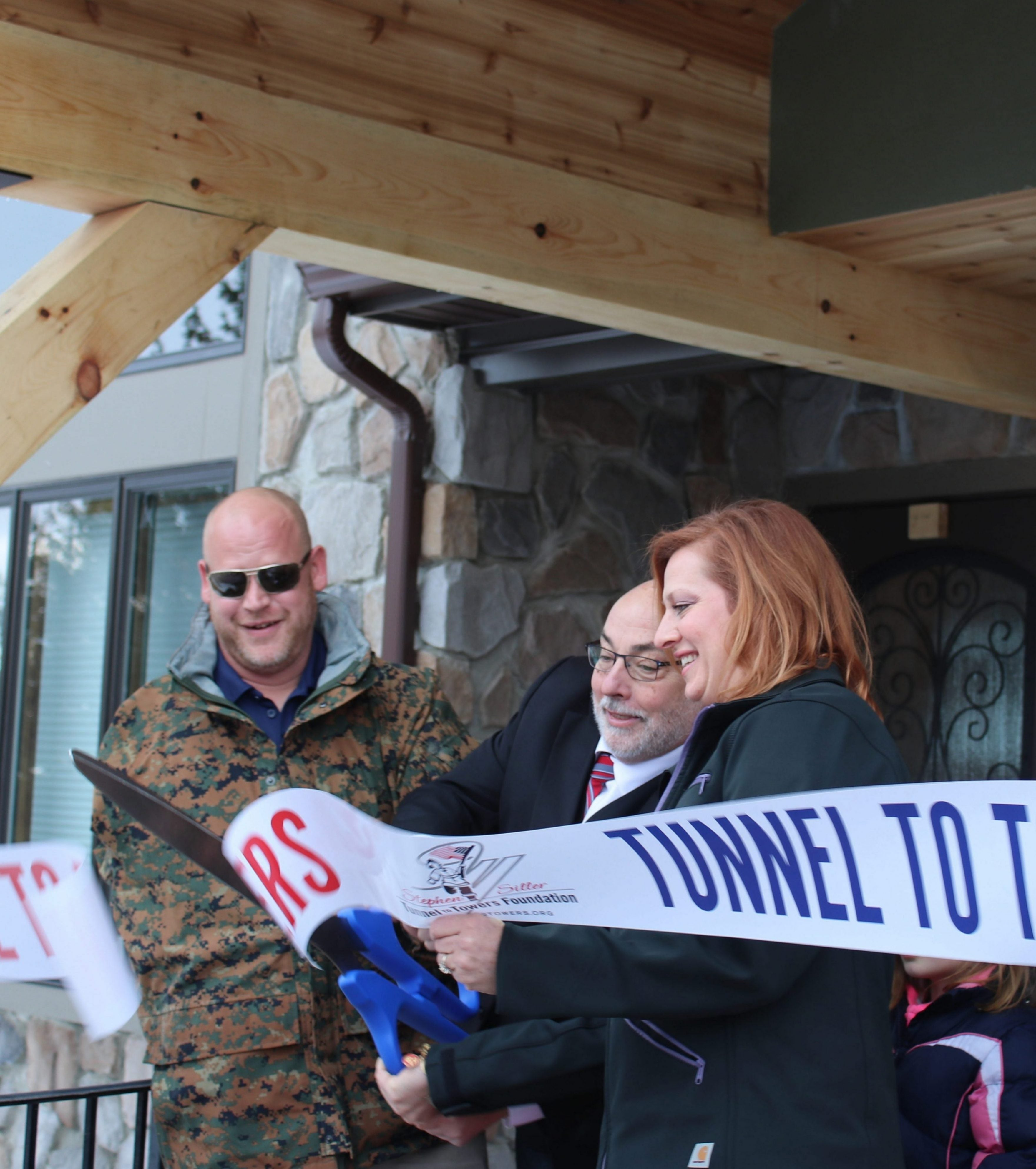 Two Homes Delivered on Veterans Day Photo