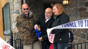 Tunnel to Towers Delivers Two Smart Homes on Veterans Day