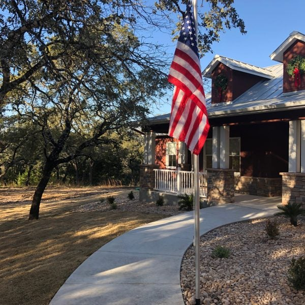 Tunnel to Towers Delivers Smart Home to Veteran for Christmas