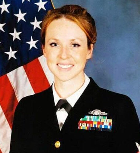 Support Fallen Chief Cryptologic Technician Shannon M. Kent Photo