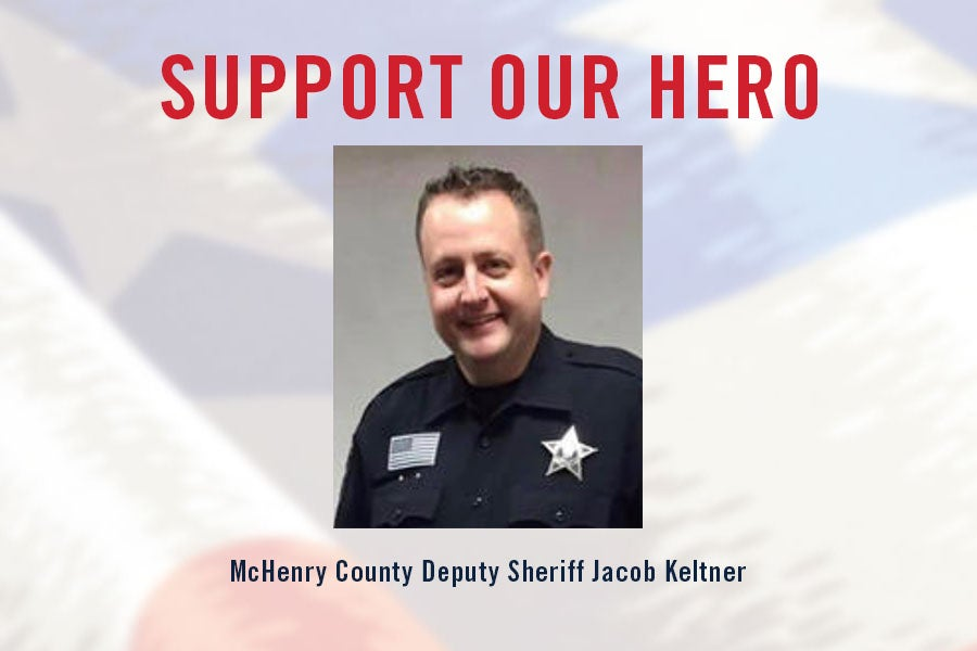 Tunnel to Towers Fundraises to Pay Mortgage of Slain McHenry County Deputy Sheriff