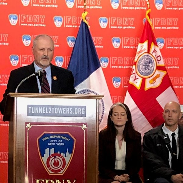 Tunnel to Towers to Pay Off Mortgage on Home of Fallen USMC and FDNY Hero Christopher Slutman