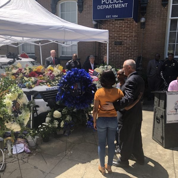 Tunnel to Towers Announces Plans to Pay Off Police Sgt. Kelvin Ansari's Family Mortgage
