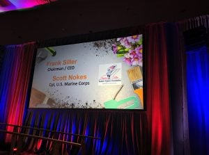 Smart Home Recipient Scott Nokes Honored by Home Depot