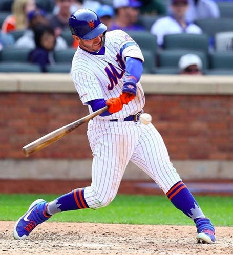 The Mets' Pete Alonso Supports Foundation Photo