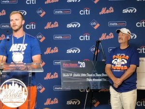 Pete Alonso Donates Portion of Home Run Derby Winnings to Tunnel to Towers