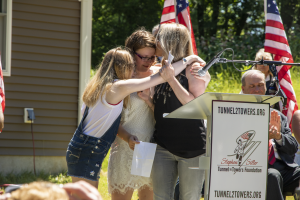 Gold Star Family of Fallen Army SPC Ronald Wildrick Receives Home