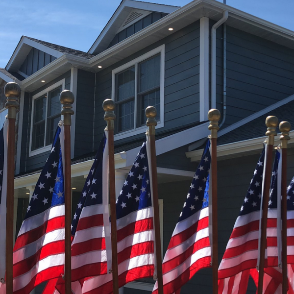 Foundation Unveils Mortgage-free Smart Home to USMC SGT Michael Sulsona
