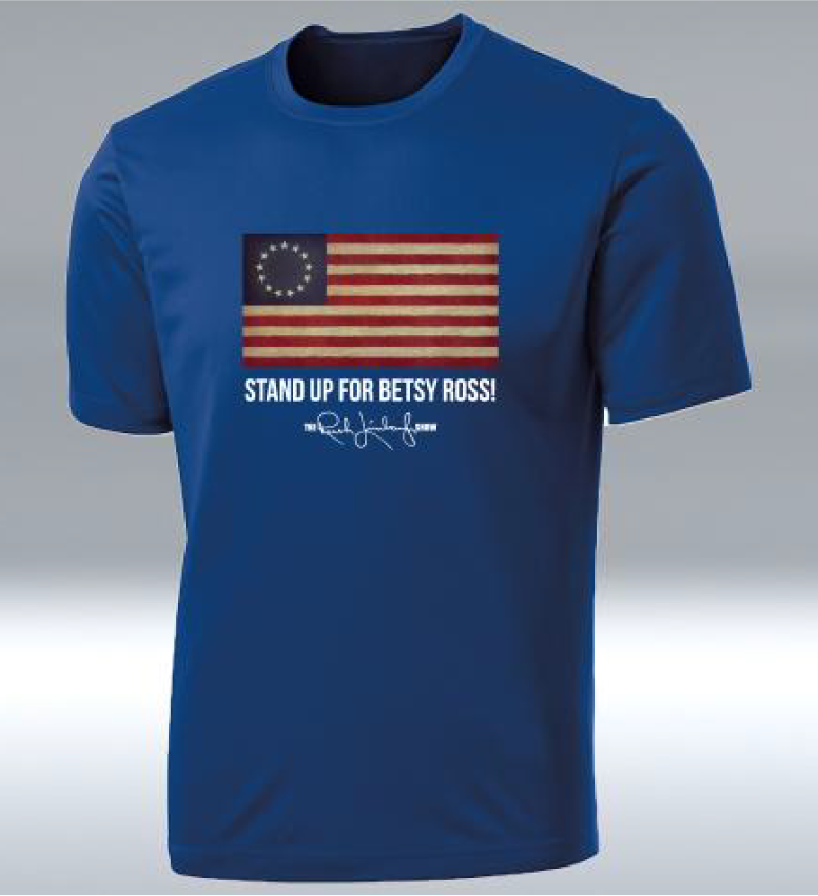 New Betsy Ross Shirt Revealed! Photo