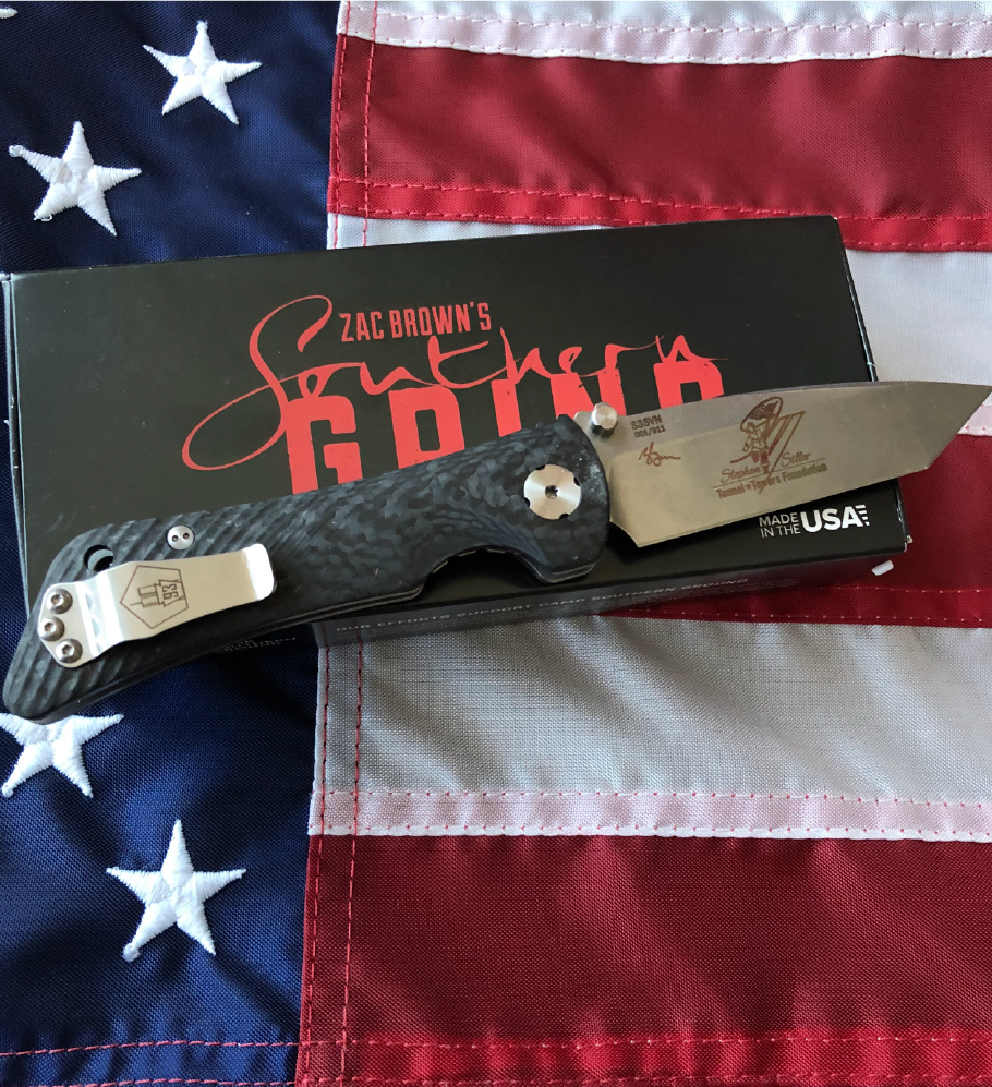 Get Your Limited Edition 9/11 Knife Photo