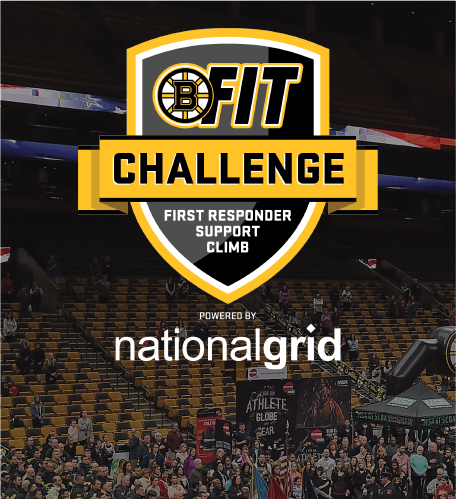 Boston Bruins BFit Challenge Photo