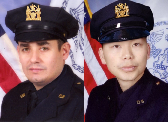Remembering NYPD Detectives Liu & Ramos on 5th Anniversary