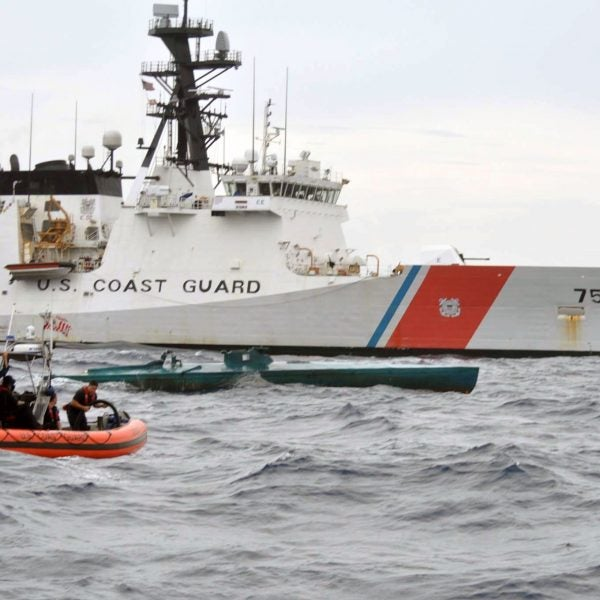 Letter from USCG Admiral Karl Schultz on behalf of Fallen CWO Michael Kozloski