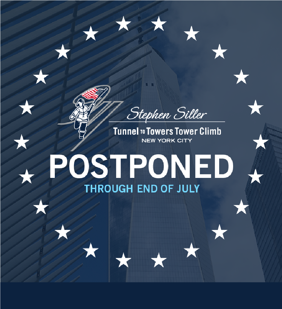 2020 Tower Climb NYC Postponed Photo