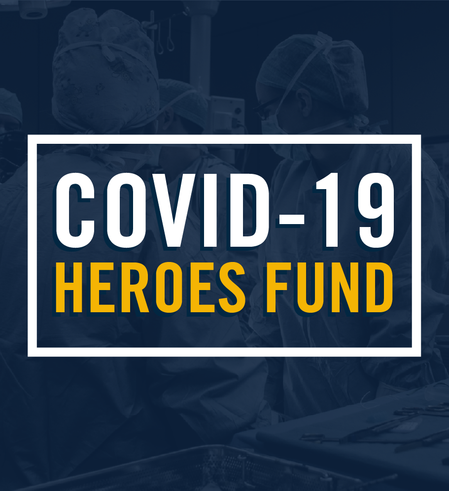 COVID-19 Heroes Fund Photo