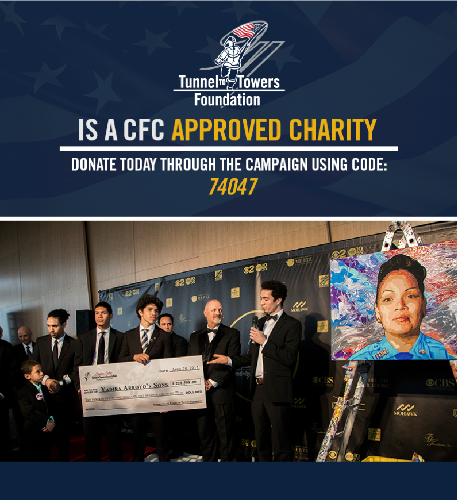 Select Us as Your CFC Approved Charity Photo