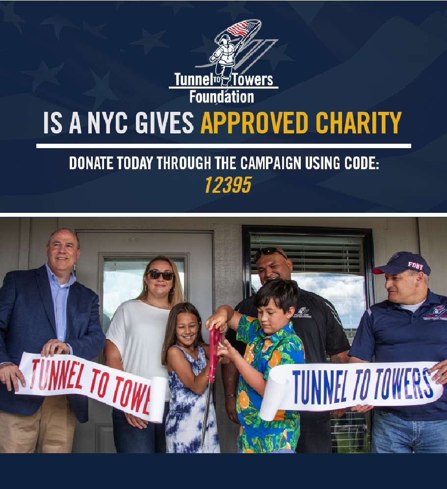 We Are a NYC Gives Approved Charity Photo