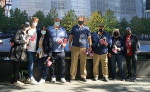 """""""Friends of the Memorial"""" Participate in #NEVERFORGET Virtual Challenge"""