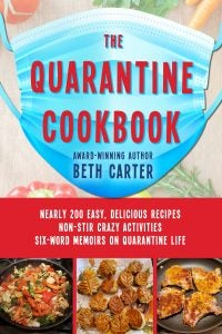 """""""Quarantine Cookbook"""" Proceeds to Benefit Tunnel to Towers"""