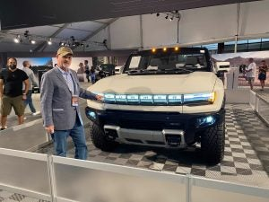 Tunnel to Towers Receives $2.5 Million from HUMMER EV Auction