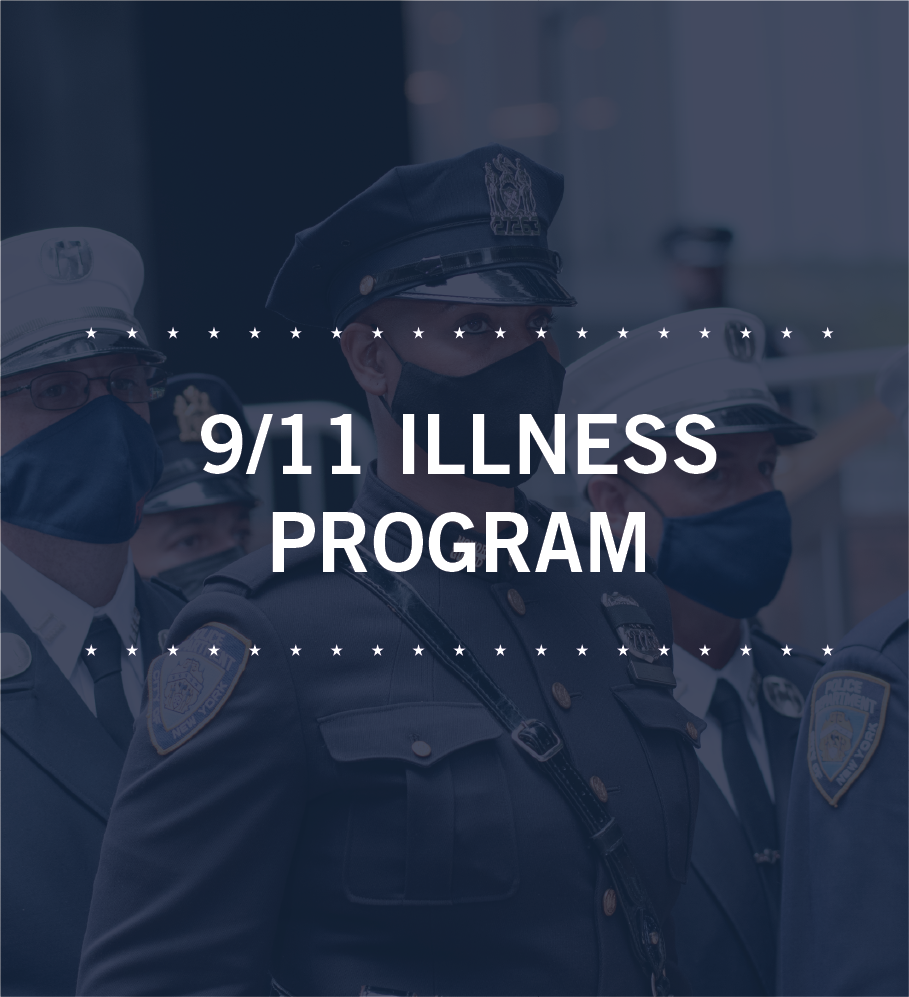 9/11 Illness Program Photo