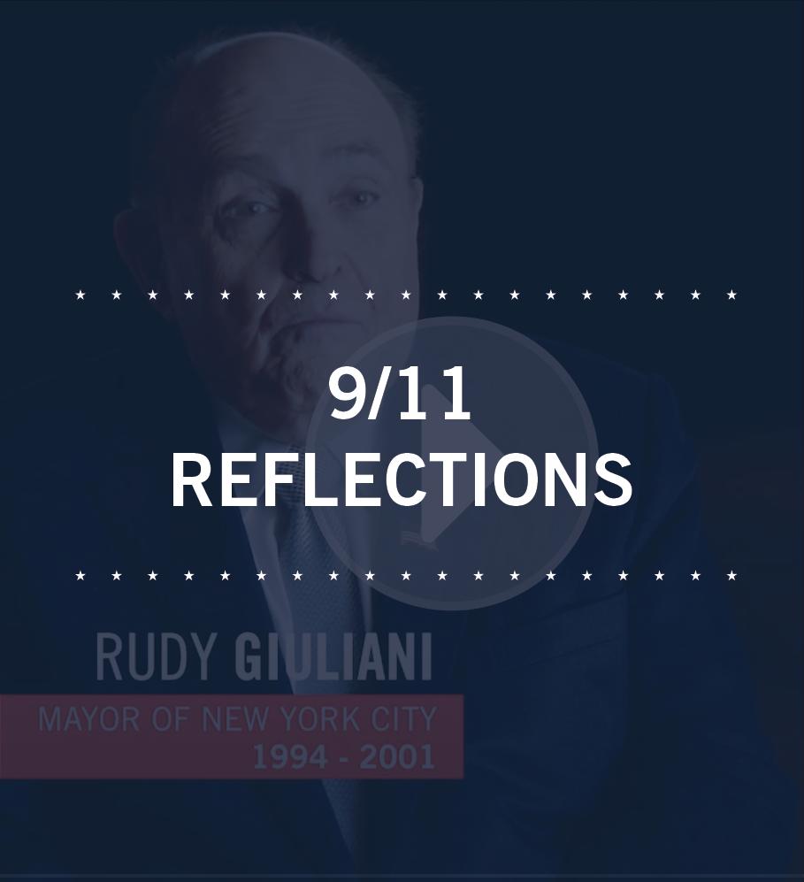 9/11 Reflections Photo