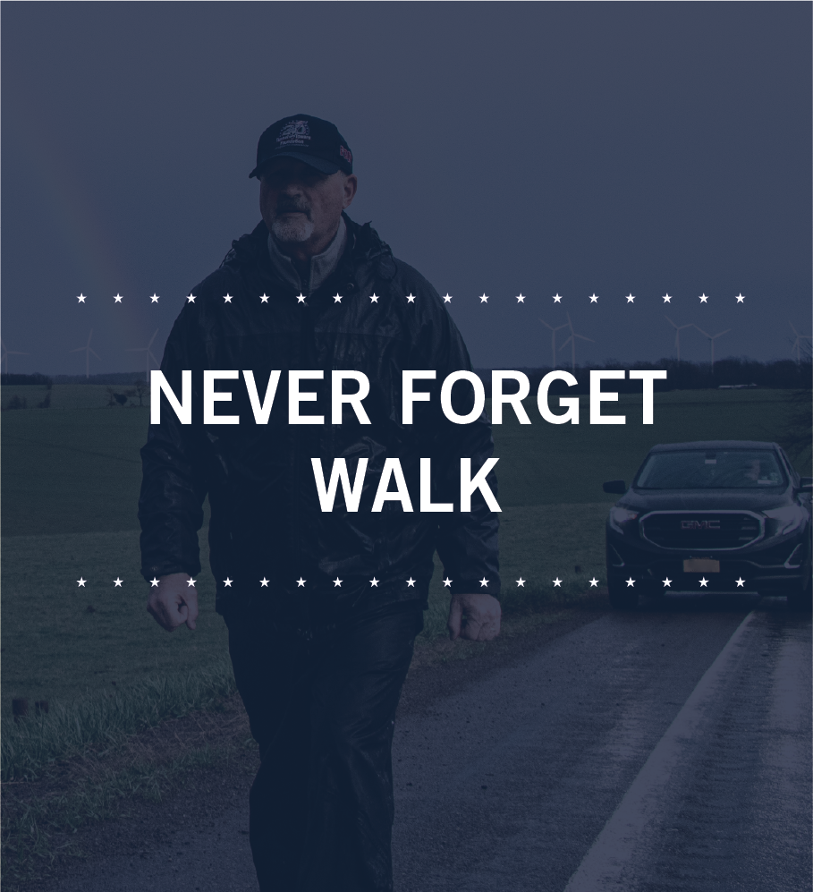 Never Forget Walk Photo