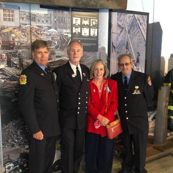 9/11 NEVER FORGET Mobile Exhibit Kicks off 2021 Season in Rhode Island