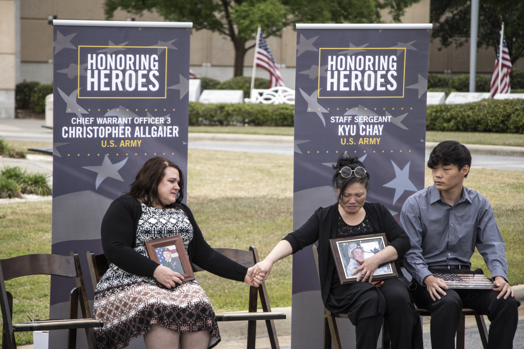 Tunnel to Towers Pays off Mortgages for 5 Fayetteville Gold Star Families
