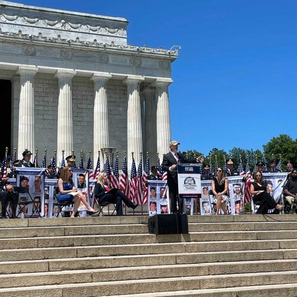 Foundation Announces Veterans Day Name Reading Ceremony to Remember 9/11