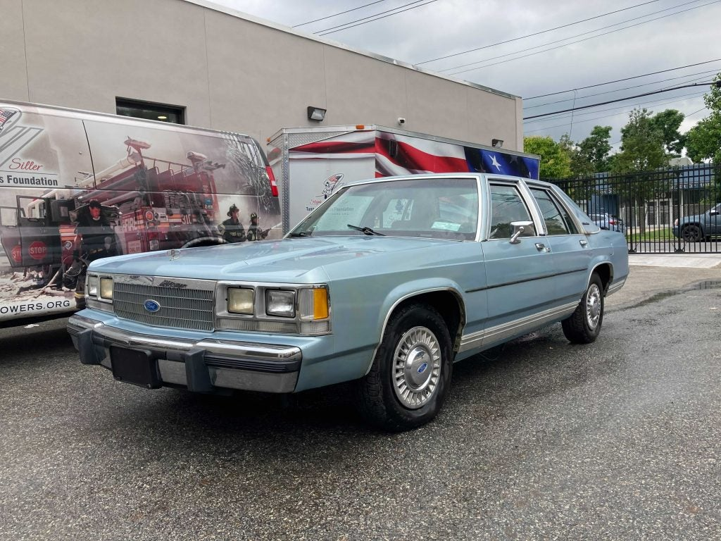 """Impractical Jokers Auction """"Grandma Lucia"""" Crown Victoria for Tunnel to Towers"""