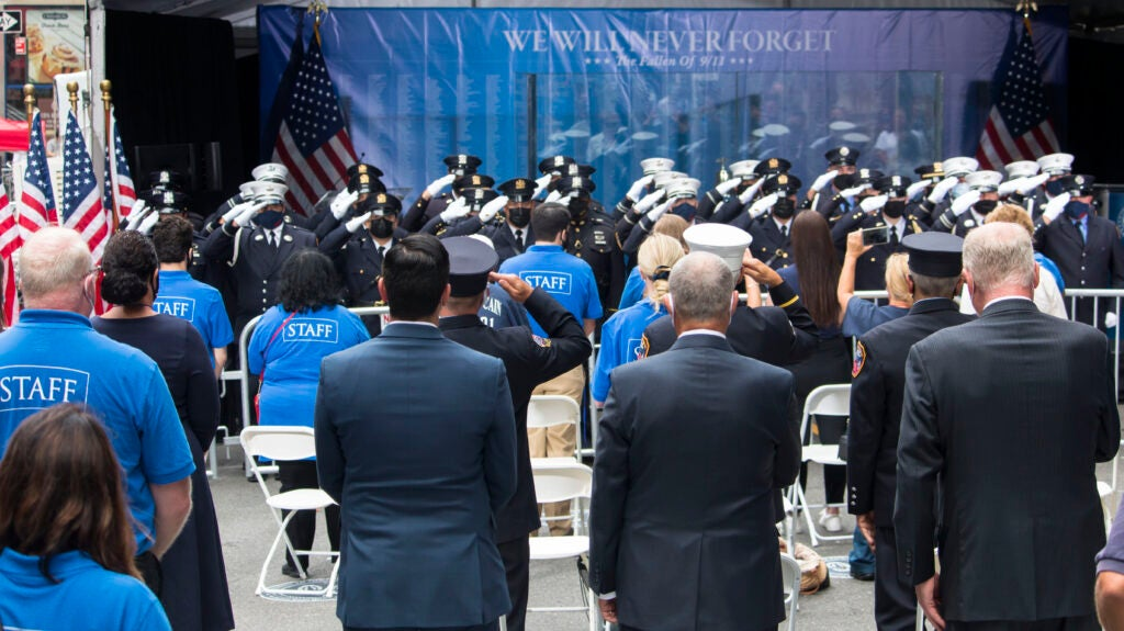 Tunnel to Towers Recognizes 9/11 Illness with Name Reading Ceremony