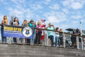 Operation Deep Blue Raises $20,000 for Tunnel to Towers