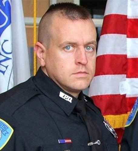Police Officer Micheal Chesna Photo
